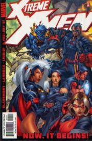 X-Treme X-Men Comics